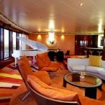 Reiniging Cruises Schepen Uni World Te Rheinfelden Zwitserland