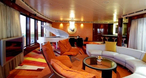 Specialistische Reiniging Van Cruiseschepen