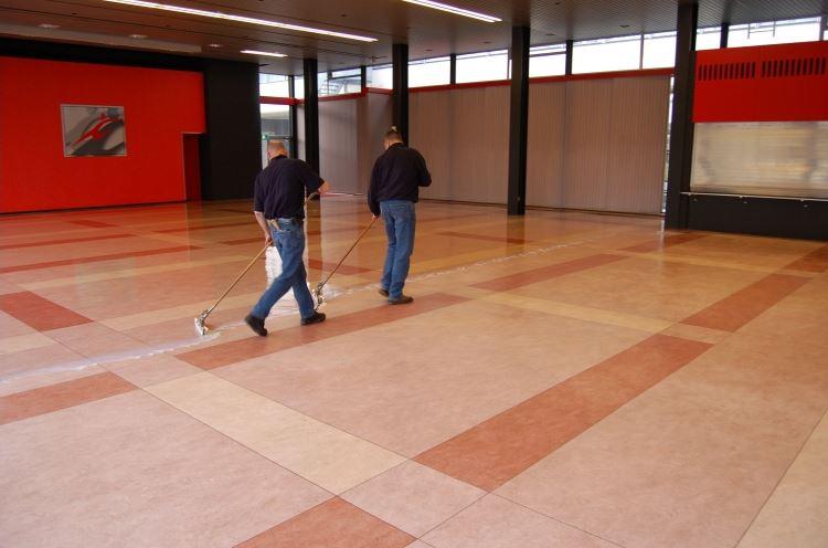 Marmoleum vloer reinigen Arnhem