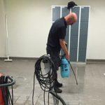 Het Belang Van Schone Sanitaire Vloeren